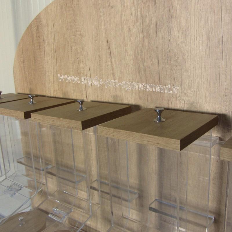 equipez vos magasins bio avec nos distributeurs vrac. Black Bedroom Furniture Sets. Home Design Ideas
