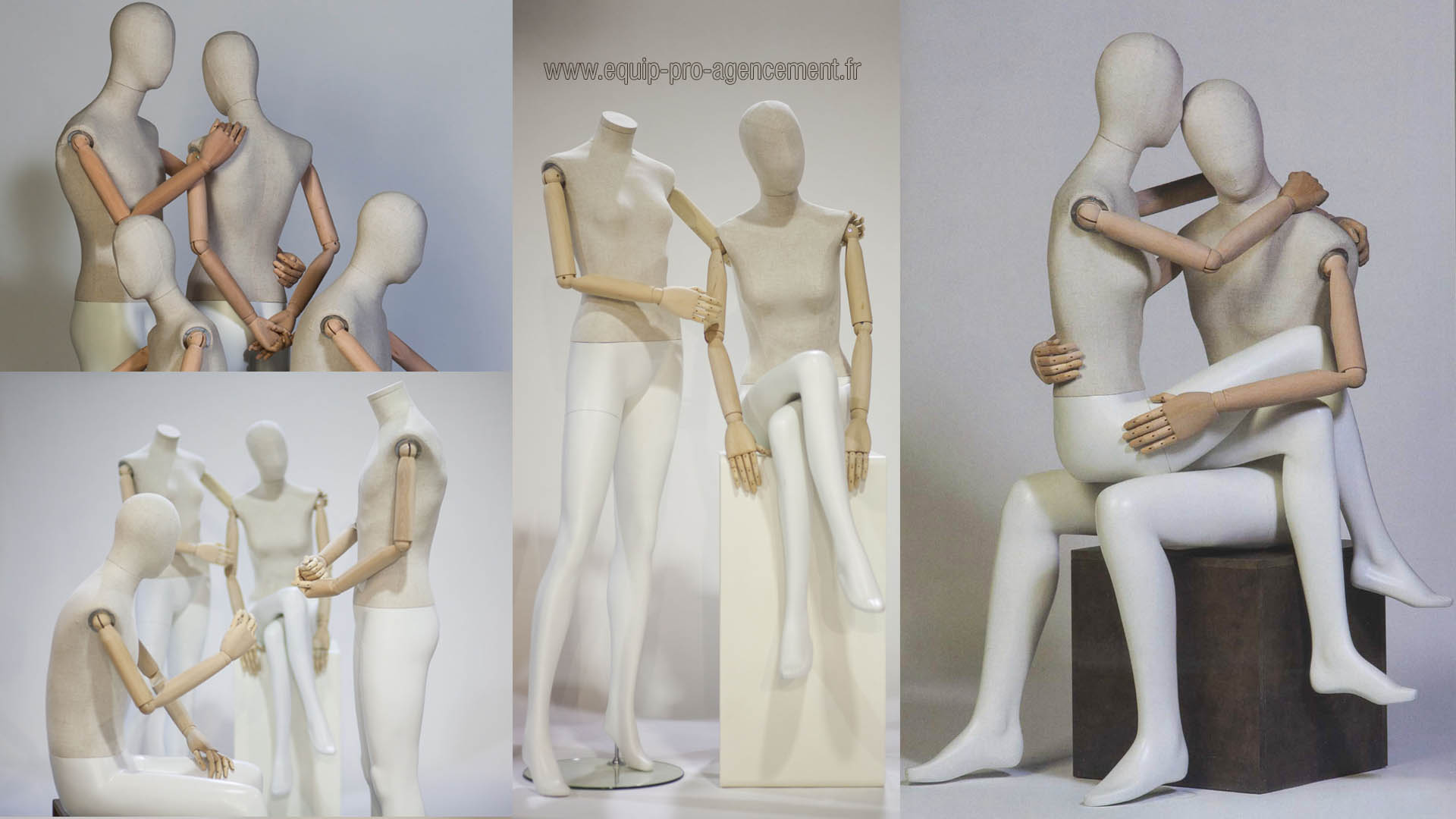 mannequins couture