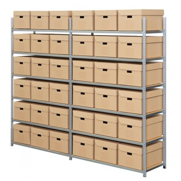 Rayonnage Archive, Rack, Rayonnage, Stockage, Archives, Agencement de magasin