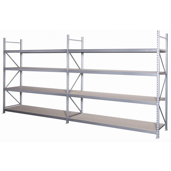 Rayonnage semi lourd, Rack, Rayonnage, Stockage, Archives, Agencement de magasin